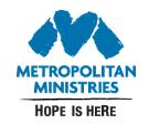 Metropolitan Ministries metromin.org